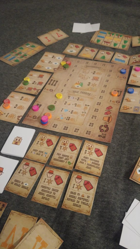 Gold Rush UnPub