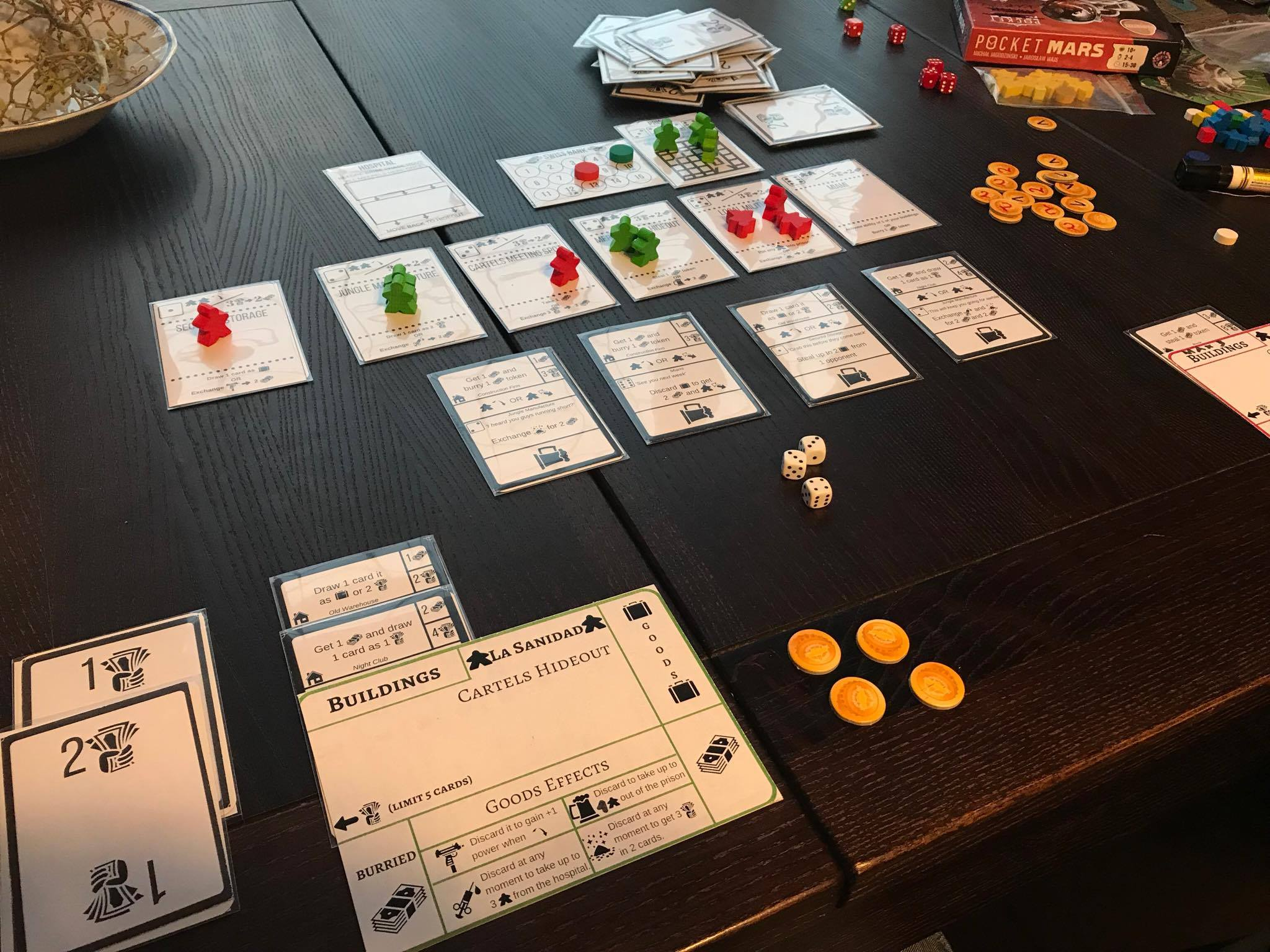 Cartel - UnPub