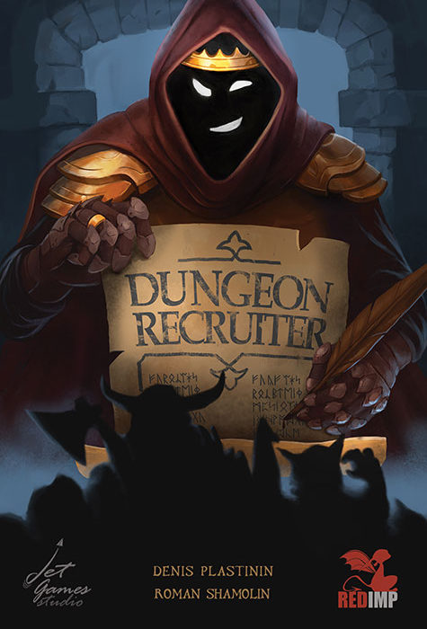 DUNGEON RECRUITER unpub